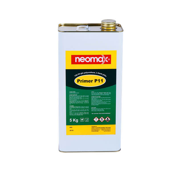 sản phẩm chống thấm sân thượng neomax primer P11
