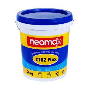 chống thấm nhà vệ sinh bằng neomax C102 flex