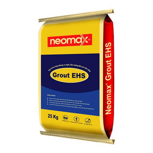 vữa trộn sẵn gốc xi măng Neomax Grout EHS