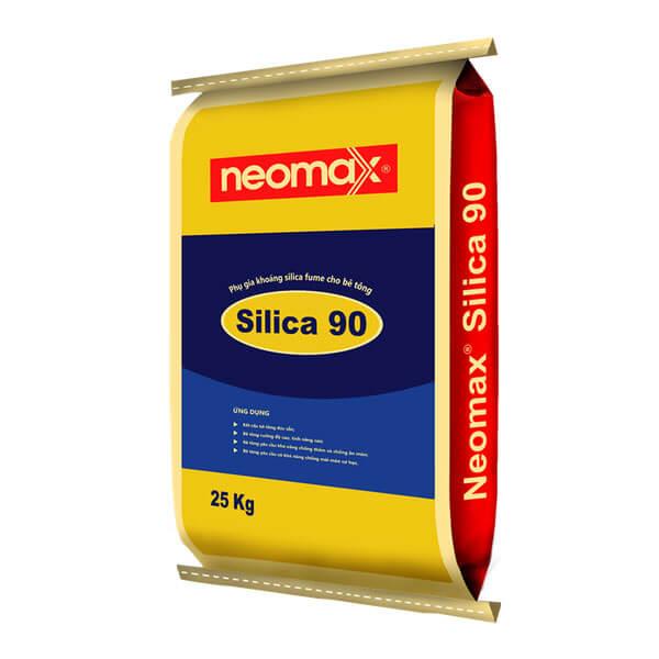 Neomax Silica 90 là loại phụ gia khoáng gốc silica fume dành cho bê tông