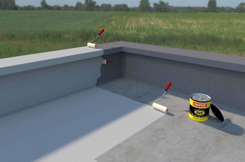 Quy trình thi công chống thấm bằng vật liệu gốc polyurethane neomax 820