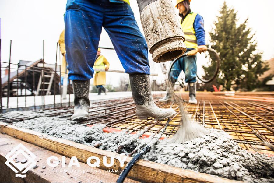 Lợi ích của phụ gia bê tông mang lại cho trong công trình xây dựng hiện nay