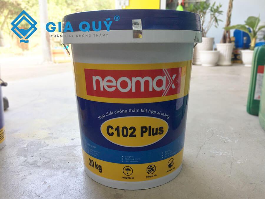 Biện pháp thi công chống thấm tường ngoài bằng Neomax C102 Plus