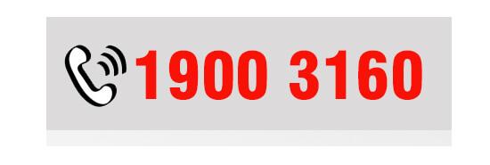 Hotline tư vấn tại văn phòng trụ sở chính Gia Quý 1900 3160