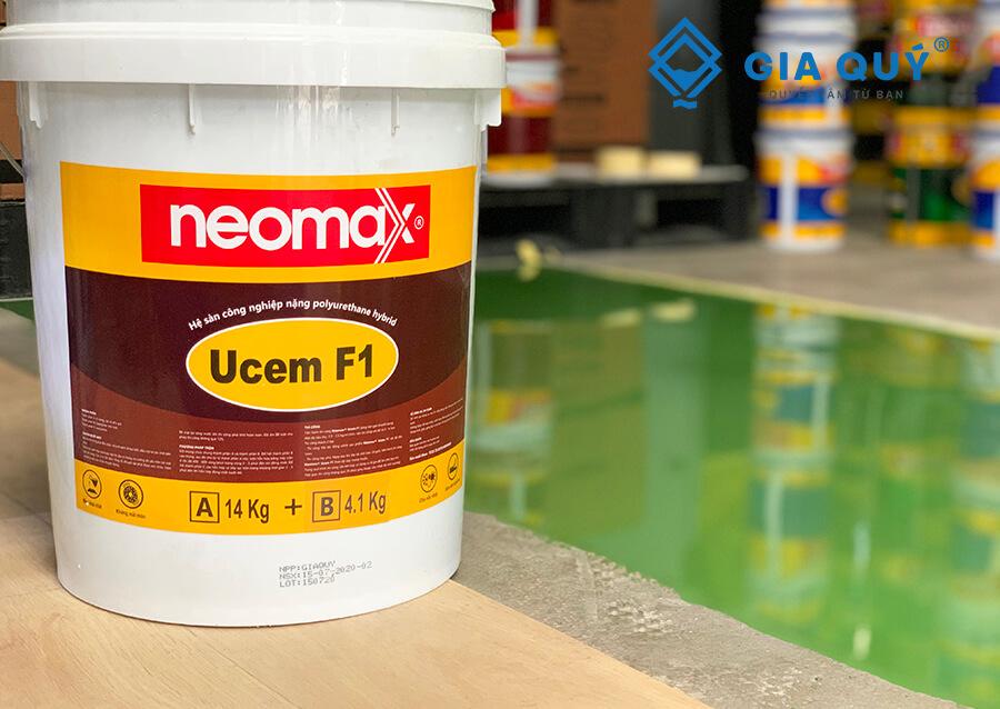 Sản phẩm chuyên chống thấm sàn công nghiệp