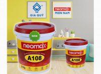 Tone màu mới nhất của dòng sơn chống thấm tường neomax A108